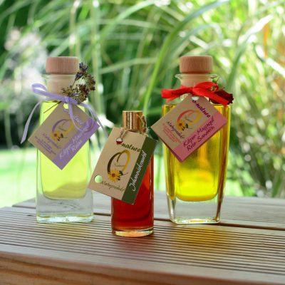 Massageöle & Johanniskraut